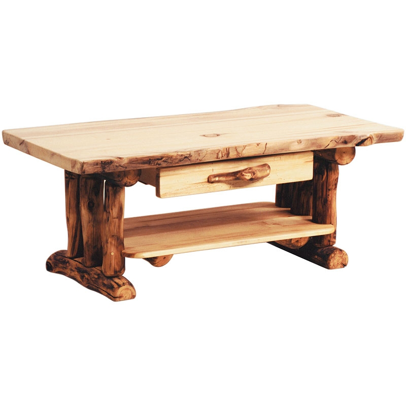 Remarkable Common Rustic Coffee Table Drawers With Regard To Ideas For Decorating Rustic Coffee Tables Modern Home Interiors (View 29 of 50)