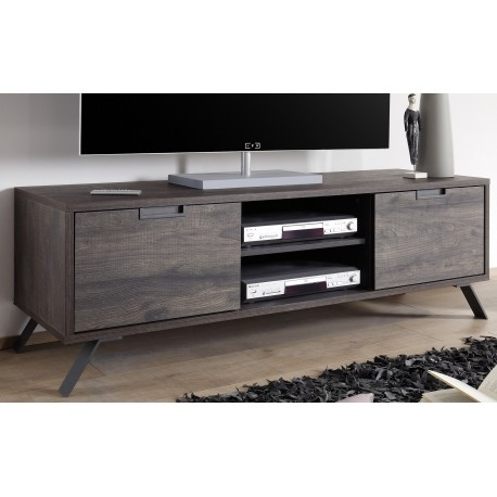 Remarkable Common Wenge TV Cabinets Regarding Parma Ii Wenge Finish Tv Stand Tv Stands Sena Home Furniture (Image 38 of 50)