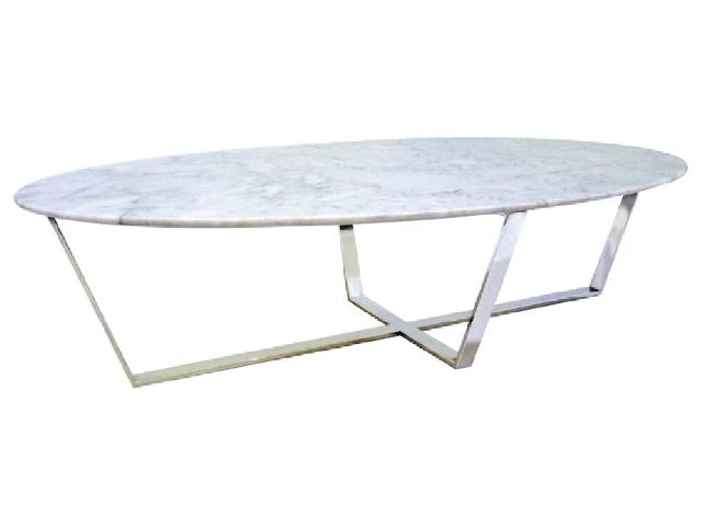 Remarkable Common White Marble Coffee Tables Pertaining To Modern Style Marble Coffee Table With Vintage Pink Marble And (View 47 of 50)