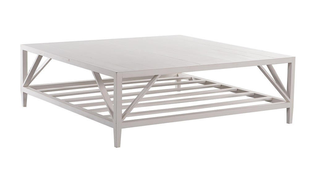 Remarkable Common White Square Coffee Table Within White Square Coffee Table Worlds Away Neal Hairpin Leg Silver (Image 35 of 50)