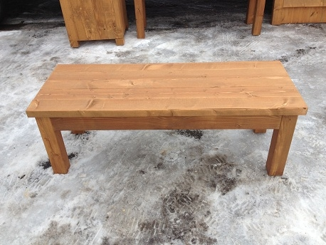Featured Image of Wooden Garden Coffee Tables