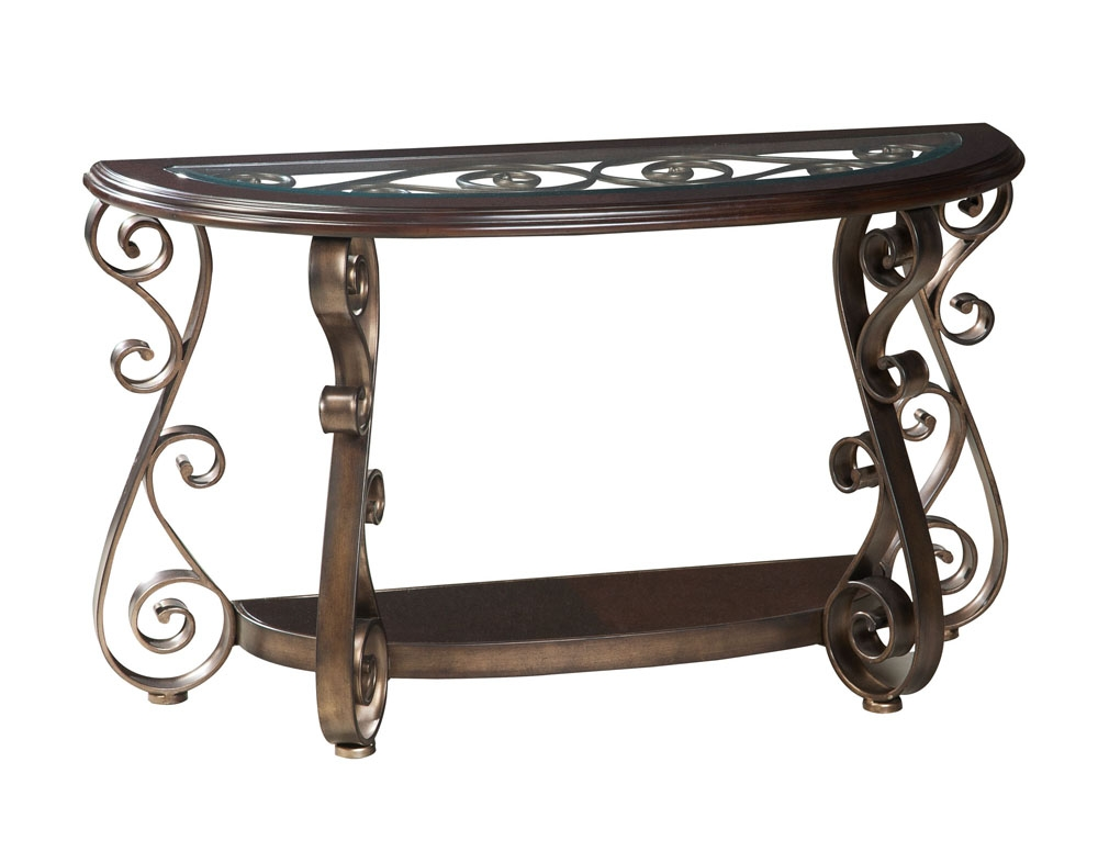 Remarkable Deluxe Bombay Coffee Tables With Regard To Standard Furniture Bombay 3 Piece Glass Top Coffee Table Set In (View 4 of 50)