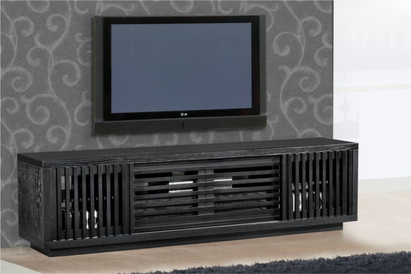 Remarkable Deluxe Contemporary TV Stands For Flat Screens Pertaining To Home Theater Furniture Stargate Cinema (View 47 of 50)