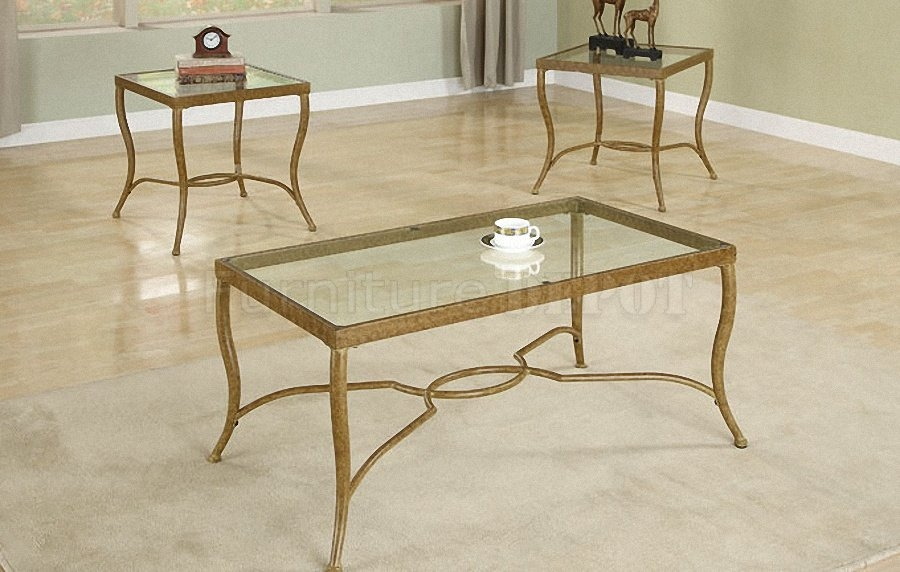 Remarkable Deluxe Glass Gold Coffee Tables Regarding Glass Gold Coffee Table (View 31 of 50)