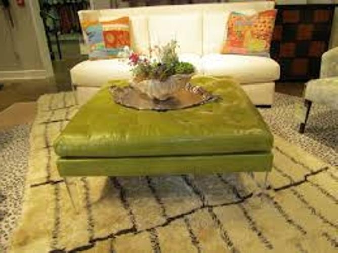 Featured Image of Green Ottoman Coffee Tables
