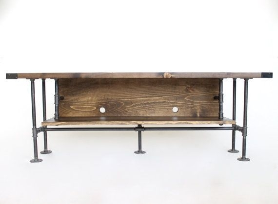Remarkable Deluxe Long Low TV Stands Intended For Top 25 Best Long Tv Stand Ideas On Pinterest Diy Entertainment (View 32 of 50)