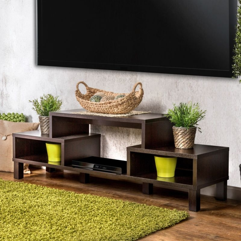 Remarkable Deluxe Modern TV Stands For Flat Screens Pertaining To Modern Tv Stand Console Entertainment Center Flat Screen Dvd Xbox (Image 36 of 50)