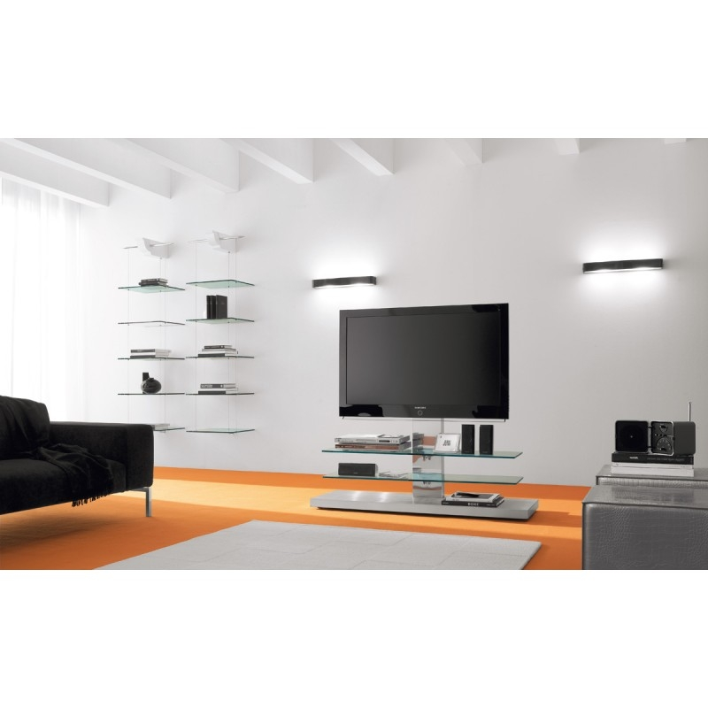 Remarkable Deluxe Panorama TV Stands Regarding Buy Panorama Adjustable Tv Stand Cattelan Italia (View 44 of 50)