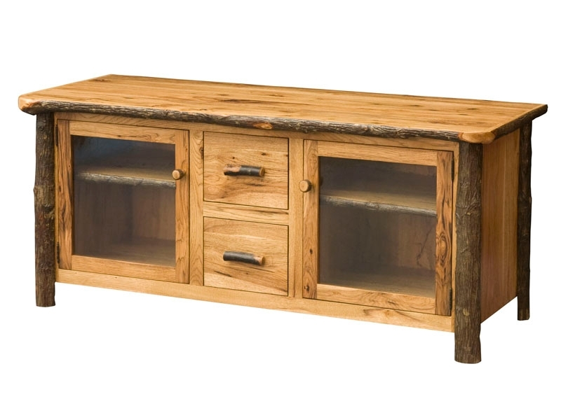Remarkable Deluxe Rustic 60 Inch TV Stands With Rustic Tv Stands Greenawalt Furniture (Image 40 of 50)