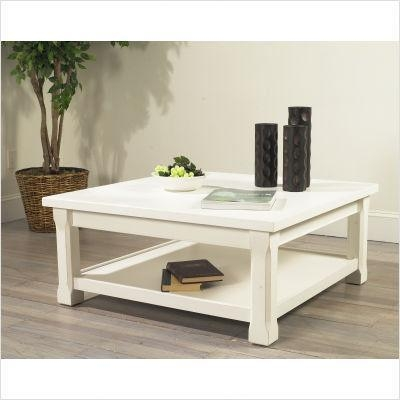 Remarkable Deluxe Square Coffee Tables  Intended For White Square Coffee Table (Image 41 of 50)