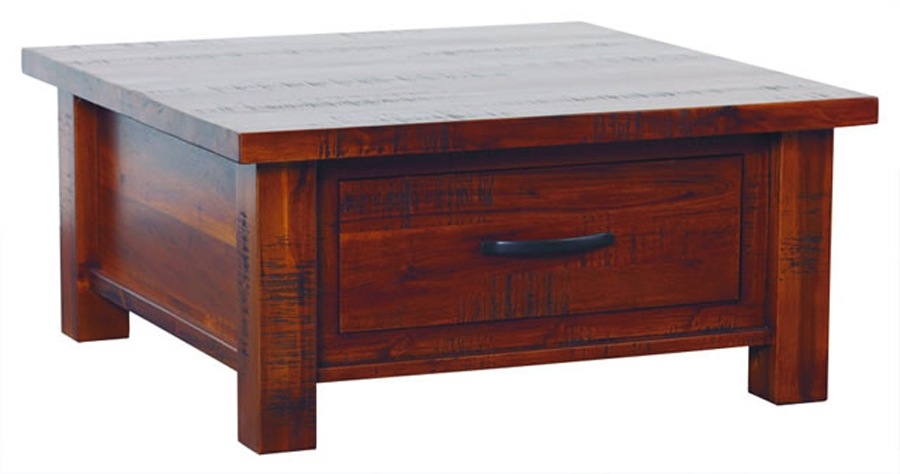 Remarkable Deluxe Square Coffee Tables With Drawers Regarding Large Square Coffee Table With Drawers (View 3 of 40)