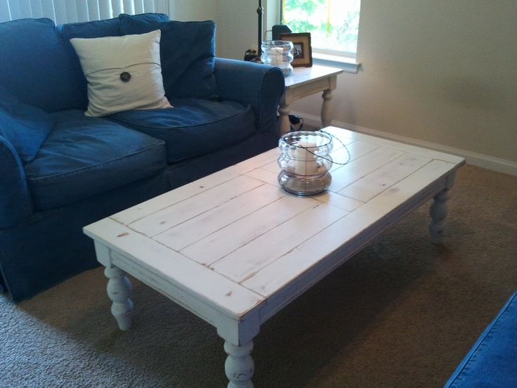 Remarkable Deluxe White Cottage Style Coffee Tables Regarding 26 Best Distressed Coffee Table Images On Pinterest Distressed (View 27 of 50)