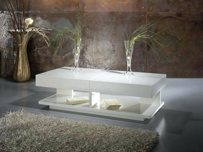 Remarkable Deluxe White High Gloss Coffee Tables In Coffee Table Oval Gloss Coffee Table Addictsaura Black Glass (View 19 of 50)