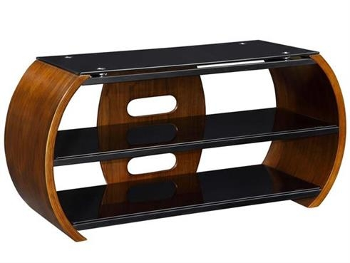 Remarkable Elite Art Deco TV Stands Throughout Direct Wood And Glass Tv Unit Curved Art Deco Entertainment Unit (Image 38 of 50)