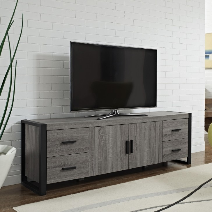 Remarkable Elite Enclosed TV Cabinets For Flat Screens With Doors In Massive Enclosed Tv Cabinets For Flat Screens With Doors With Dark (Image 42 of 50)