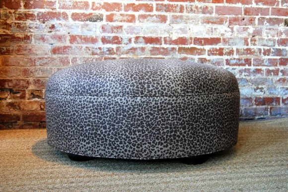 Remarkable Elite Leopard Ottoman Coffee Tables With Regard To Living Room Cube Leopard Print Ottoman Coffee Table With Modern (Image 30 of 40)