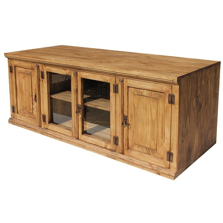 Remarkable Elite Pine TV Stands Inside Rustic Pine Collection Santa Maria Tv Stand Com (Image 40 of 50)