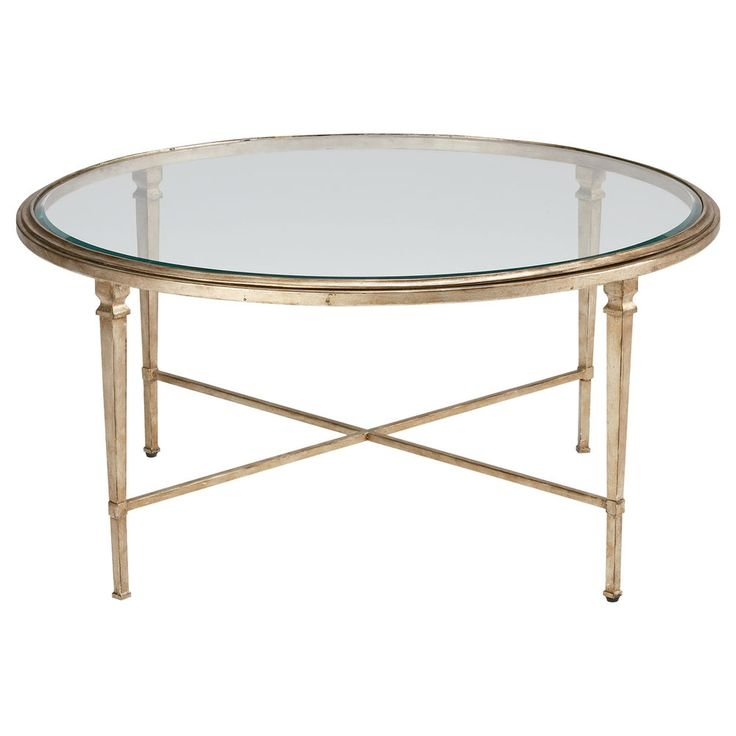 Remarkable Elite Round Mirrored Coffee Tables Intended For 23 Best Coffee Table Images On Pinterest (Image 33 of 40)