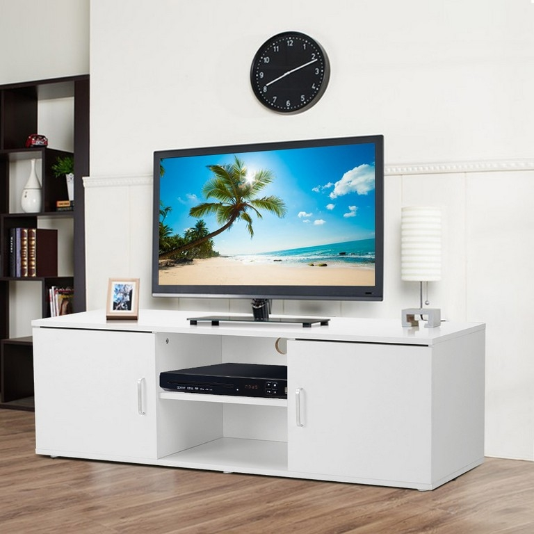 Remarkable Famous Corner TV Stands For 46 Inch Flat Screen With Regard To Corner Tv Stand For 46 Inch Flat Screen (Image 41 of 50)