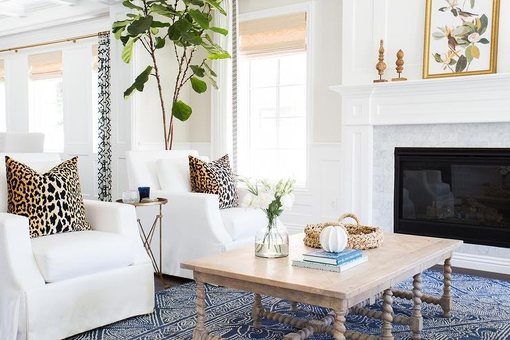 Remarkable Famous Leopard Ottoman Coffee Tables Within Gray Leopard Print Rug Design Ideas (View 18 of 40)