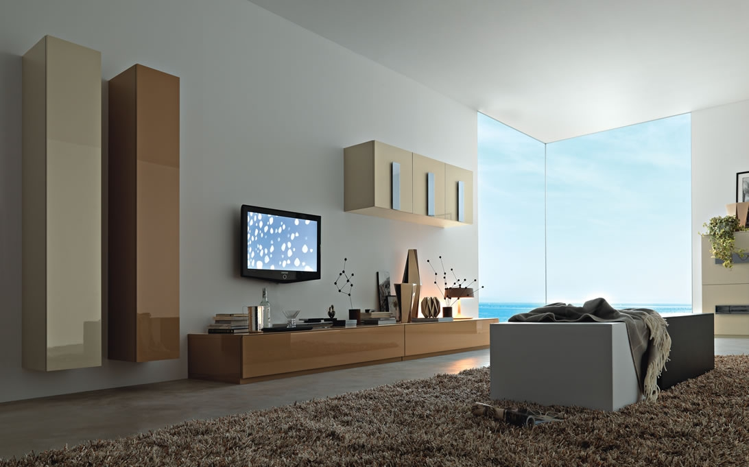 Remarkable Famous Modern TV Cabinets With Modern Tv Wall Units Modern Living Room Wall Units Youtube (Image 39 of 50)