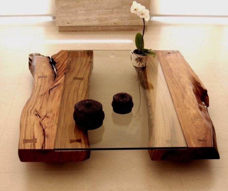 Remarkable Famous Rustic Wood DIY Coffee Tables Within Best 25 Rustic Wood Tables Ideas On Pinterest Diy Table Diy (Image 38 of 50)