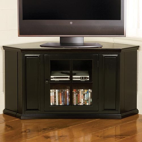 Remarkable Famous Triangular TV Stands Inside Corner Tv Cabinets Axiomatica (Image 38 of 50)