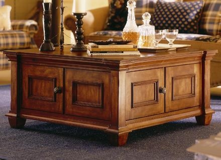 Remarkable Famous Wooden Coffee Tables With Storage Inside Amazing Storage Coffee Tables With Wenge Rectangular Wooden Coffee (Image 42 of 50)