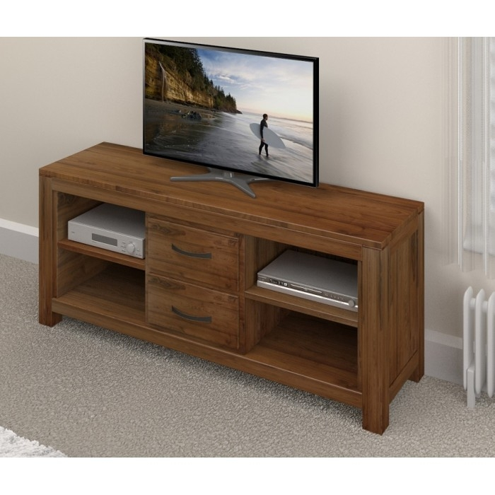 Remarkable Fashionable Dark Walnut TV Stands Regarding Walnut Tv Cabinet Uk Bdi Cavo Natural Walnut Tv Stand With Walnut (Image 38 of 50)