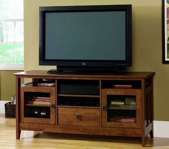 Remarkable Fashionable Oak Furniture TV Stands Regarding Oak Tv Stands For Strong Furniture Exist Decor (Image 36 of 50)
