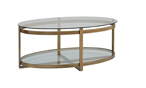 Remarkable Fashionable Retro Glitz Glass Coffee Tables Inside Amazon Retro Glitz Contemporary Glass Metal Coffee Table (Image 37 of 50)