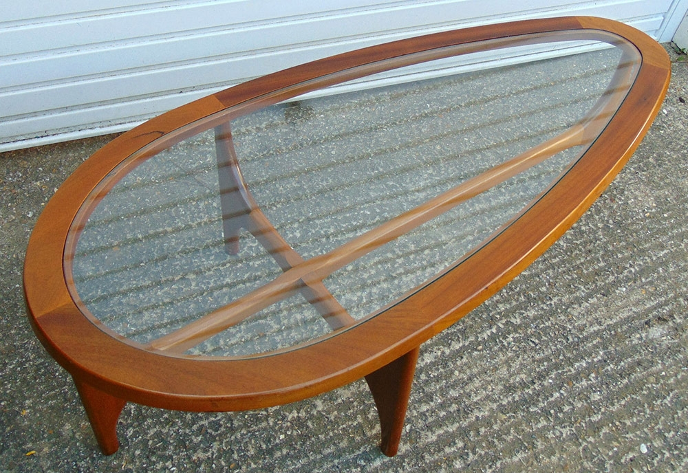 Remarkable Fashionable Retro Teak Glass Coffee Tables Throughout Teak And Glass Coffee Table Idi Design (View 3 of 50)