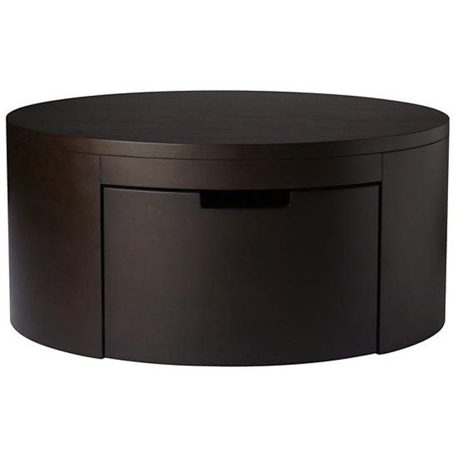 Featured Image of Round Coffee Tables With Storages