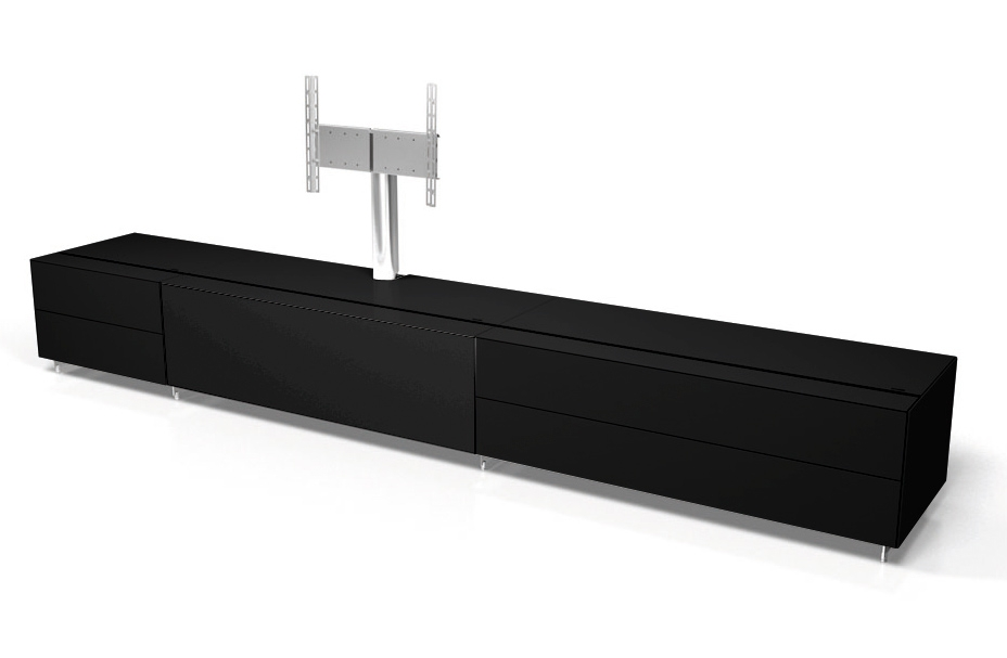 Remarkable Fashionable Shiny Black TV Stands With Regard To Bedroom Brilliant Best 25 Black Tv Stand Ideas On Pinterest Living (Image 41 of 50)