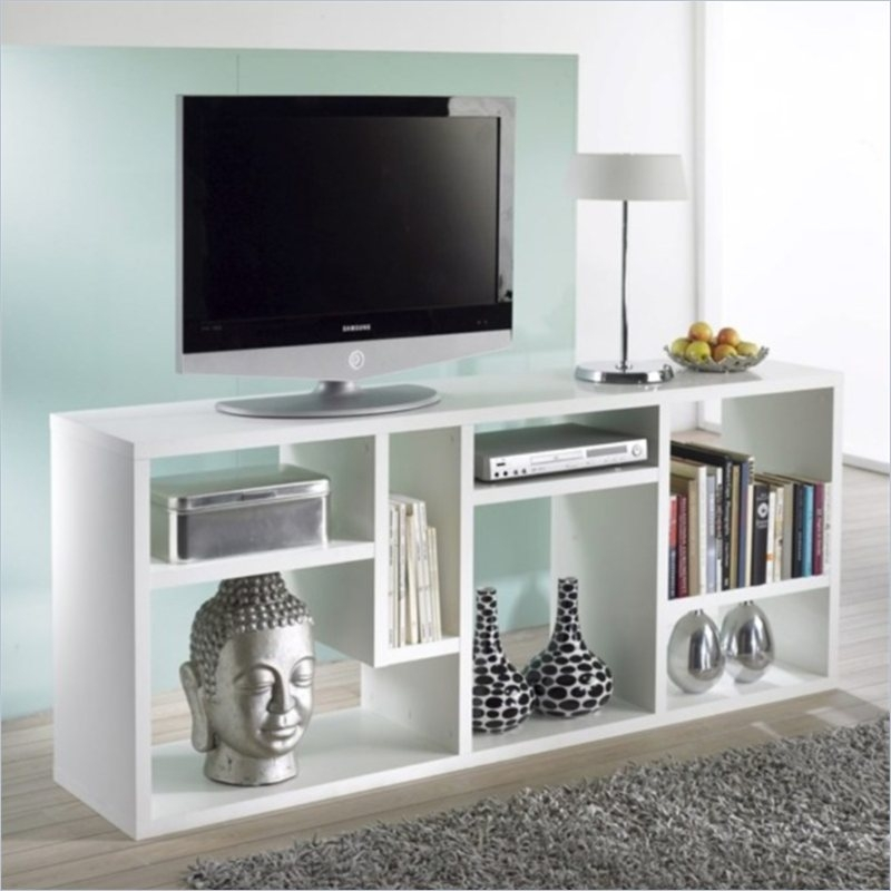 Remarkable Fashionable Silver TV Stands Intended For Tv Stands Astonishing White Highboy Tv Stand 2017 Design Highboy (Image 33 of 50)