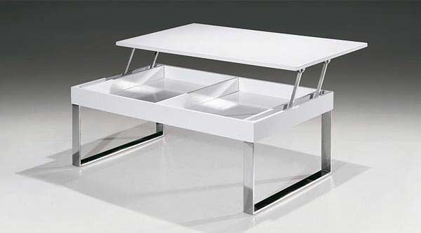 Remarkable Fashionable White Coffee Tables With Storage In Coffee Table White Coffee Table With Storage Home Interior Design (View 2 of 50)