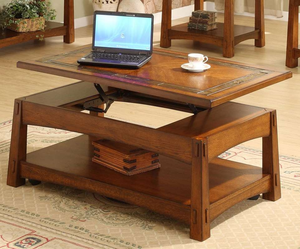Remarkable Favorite Lifting Coffee Tables With Regard To Coffee Table Amazing Rising Coffee Table Coffee Tables That (Image 41 of 50)