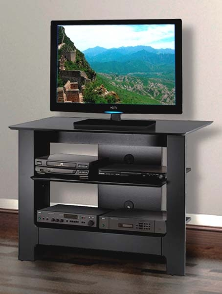 Remarkable Favorite Nexera TV Stands Pertaining To From Modern Black And Glass To Traditional Wood Tv Stands At (View 11 of 50)