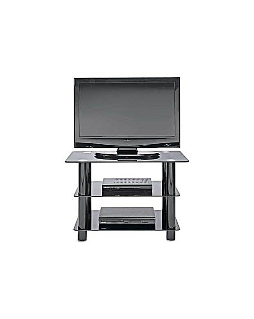 Remarkable Favorite Slimline TV Stands Inside Black Glass 32 Inch Slimline Tv Stand Home Beauty Gift Shop (Image 42 of 50)