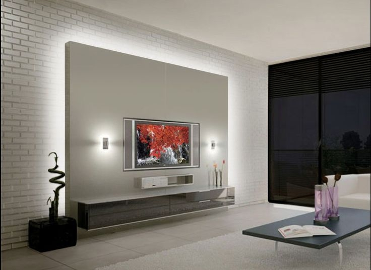 Featured Image Of Tv Cabinets Contemporary Design