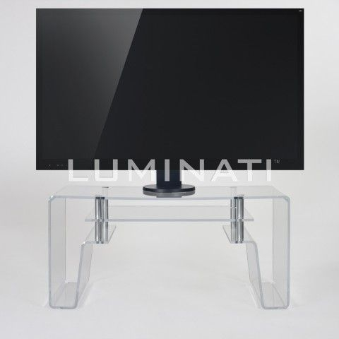 Remarkable High Quality Acrylic TV Stands For 11 Best Tv Ideas Images On Pinterest Flat Screen Tvs Tv Stands (Image 38 of 50)