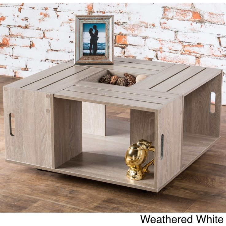 Remarkable High Quality Large Coffee Table With Storage Pertaining To Best 25 Large Square Coffee Table Ideas On Pinterest Large (Image 39 of 50)