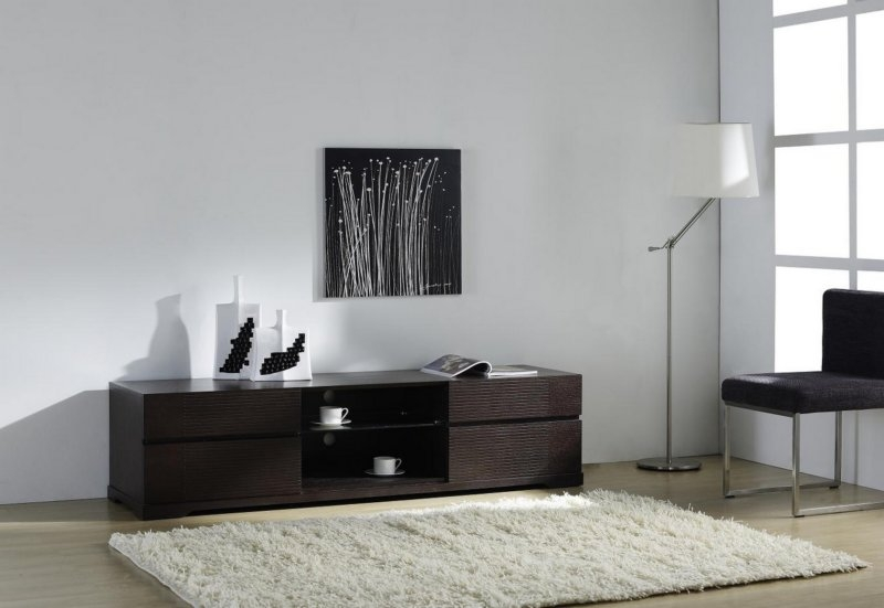 Remarkable High Quality Modern TV Stands Regarding Modern Contemporary Tv Stands Entertainment Centers Wooden (Image 40 of 50)