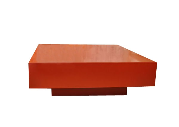 Remarkable High Quality Red Gloss Coffee Tables For Post Modern Home Red Lacquer Coffee Table (Image 31 of 40)
