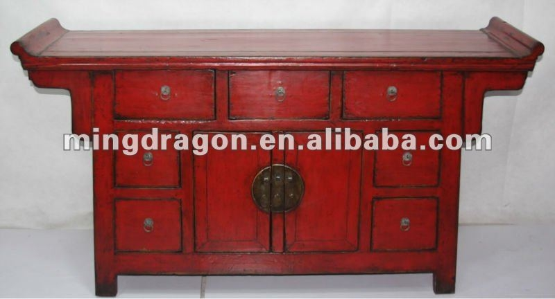 Remarkable High Quality Red TV Cabinets Intended For Chinese Antique Red Tv Cabinet Buy Chinese Red Wedding Cabinet (Image 42 of 50)