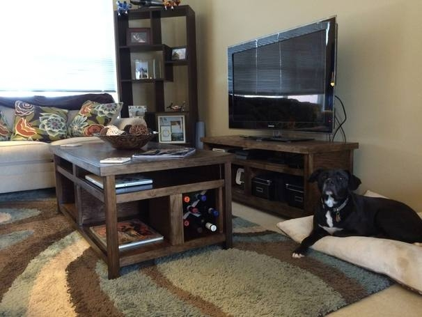 Remarkable High Quality Rustic Coffee Tables And Tv Stands Regarding Ryobi Nation (View 19 of 50)