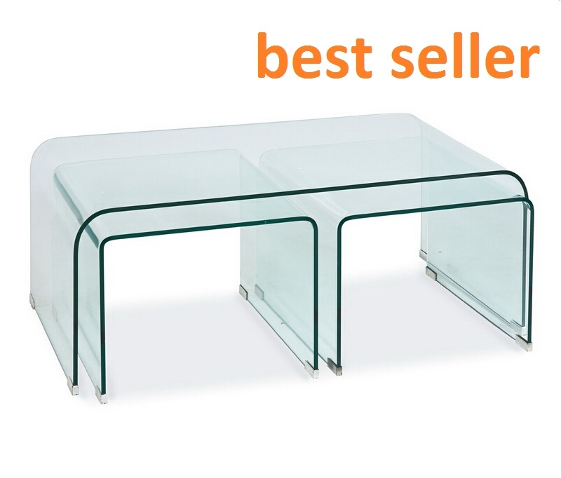 Remarkable High Quality Simple Glass Coffee Tables With Regard To Tempered Glass Coffee Table Simple On Glass Coffee Table On Glass (Image 32 of 40)
