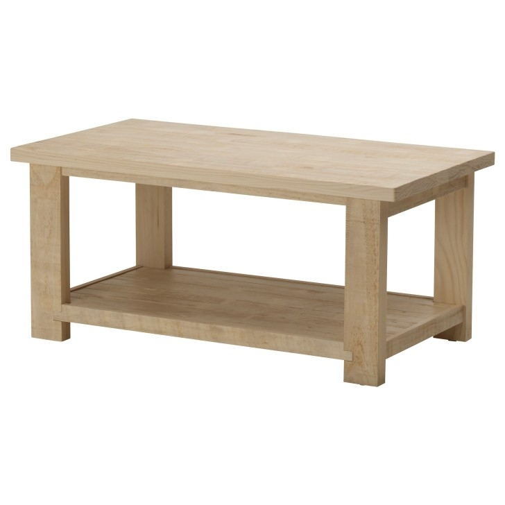 Remarkable High Quality Small Wood Coffee Tables Pertaining To Narrow Coffee Tables (View 3 of 50)