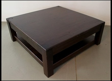Remarkable High Quality Square Dark Wood Coffee Table Regarding Coffee Table Dark Wood Oval Coffee Tables Masculine Dark Wood (Image 35 of 40)