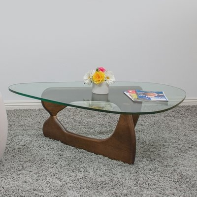 Remarkable High Quality Tribeca Coffee Tables With Regard To Mod Made Tribeca Coffee Table Reviews Wayfair (Image 35 of 50)